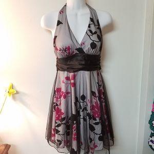 🌸SALE🌸 Gorgeous cherry blossom dress juniors 7/S